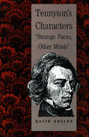 download ebook tennyson\'s characters pdf epub