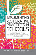 Implementing Restorative Practices in Schools