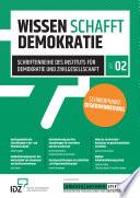 Wissen schafft Demokratie