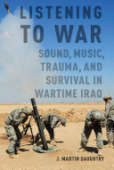 Listening to War Book