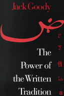 POWER OF WRITTEN TRADITION PB