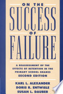 On The Success Of Failure
