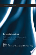 Education Matters book