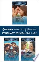Harlequin Medical Romance February 2019 Box Set 1 Of 2