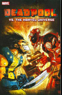 Deadpool Vs The Marvel Universe book