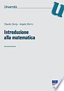 Introduzione alla matematica