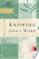 Knowing God s Word