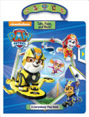 PAW Patrol  A CarryAlong Play Book
