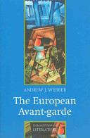 Ebook The European Avant-garde Epub Andrew J. Webber Apps Read Mobile