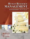 Human Resource Management Dantes Dsst Test Study Guide Passyourclass