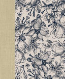Ceb Wide Margin Navy Floral Bible For Journaling And Note Taking