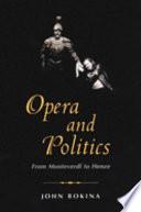 Book Opera and Politics