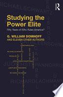 Studying The Power Elite