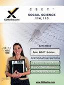 CSET Social Science 114  115
