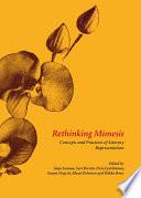 Rethinking Mimesis book