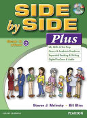 Side By Side Plus 3 Activity Workbook Etext Digital Audio