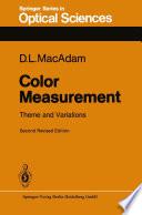 Color Measurement Book PDF