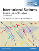International Business  Global Edition