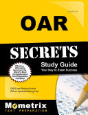 Oar Secrets Study Guide  Oar Exam Review for the Officer Aptitude Rating Test