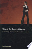 Cries of Joy  Songs of Sorrow