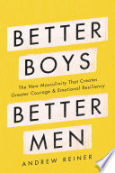 Book Better Boys  Better Men
