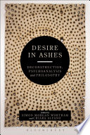 Desire In Ashes : is unquestionable, whether as a source of...