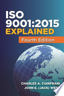 ISO 9001 2015 Explained  Fourth Edition