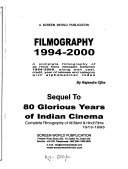 Filmography  1994 2000