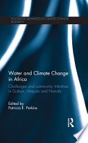 Water and Climate Change in Africa