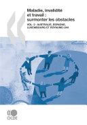 download ebook maladie, invalidité et travail : surmonter les obstacles (vol. 2) australie, espagne, luxembourg et royaume-uni pdf epub