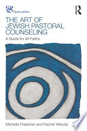 The Art Of Jewish Pastoral Counseling
