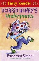 Horrid Henry s Underpants