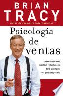 Psicolog  a de ventas