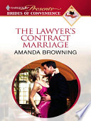 The Lawyer S Contract Marriage