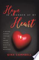 Book Hope in a Corner of My Heart