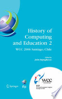History of Computing and Education 2  HCE2