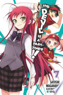 The Devil Is a Part Timer   Vol  7  light novel