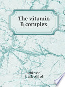 The vitamin B complex
