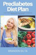 Prediabetes Diet Plan