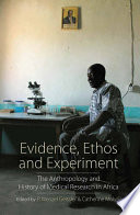 Evidence Ethos And Experiment