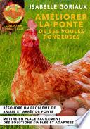illustration du livre Améliorer la ponte de ses poules pondeuses