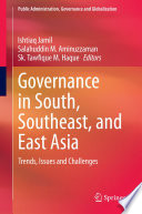 Governance in South  Southeast  and East Asia