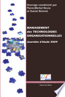 illustration Management des technologies organisationnelles