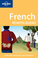 Lonely Planet French Phrasebook & Audio : planet's french phrasebook & audio, let no barriers...