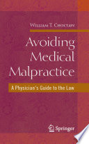 Avoiding Medical Malpractice