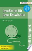JavaScript f  r Java Entwickler