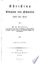 Christina, Königinn von Schweden, und ihr Hof