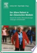 Der ältere Patient in der chinesischen Medizin