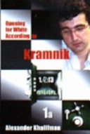 Opening For White According To Kramnik 1.nf3 : white according to kramnik