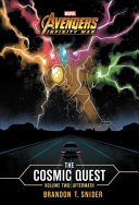 MARVEL's Avengers: Infinity War: The Cosmic Quest Volume Two : who plans to collect all...
